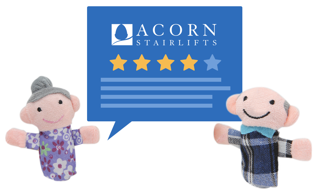 Acorn Stairlifts Review
